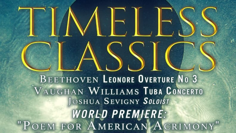 Lake County Symphony Orchestra Presents: Timeless Classics