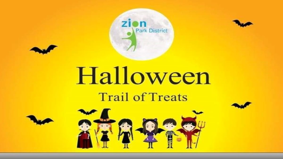 Trail of Treats at Zion Park District