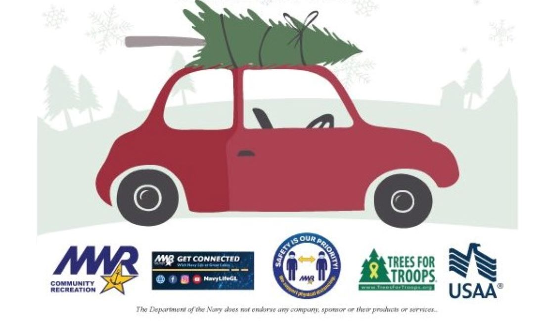 Trees for Troops Drive-Thru at Veterans Memorial Golf Course