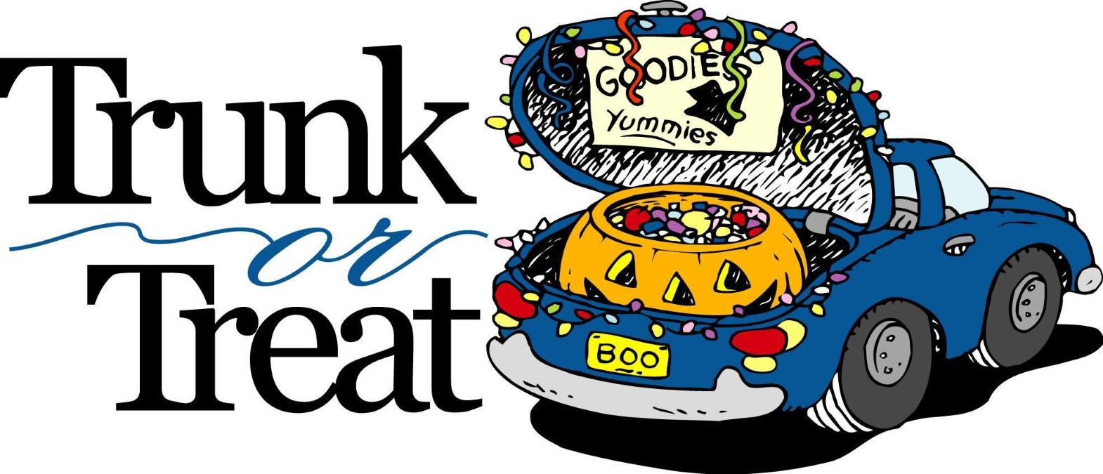 Trunk or Treat with Barrington Park District