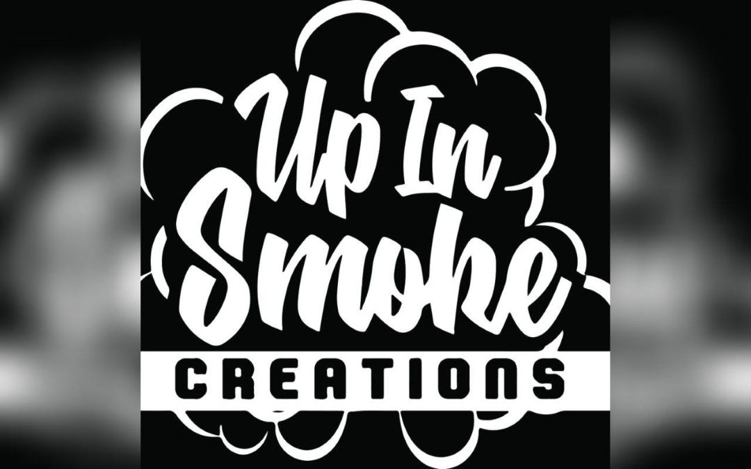 Up in Smoke Creations at Nightshade and Dark's Pandemonium Brewing Co.