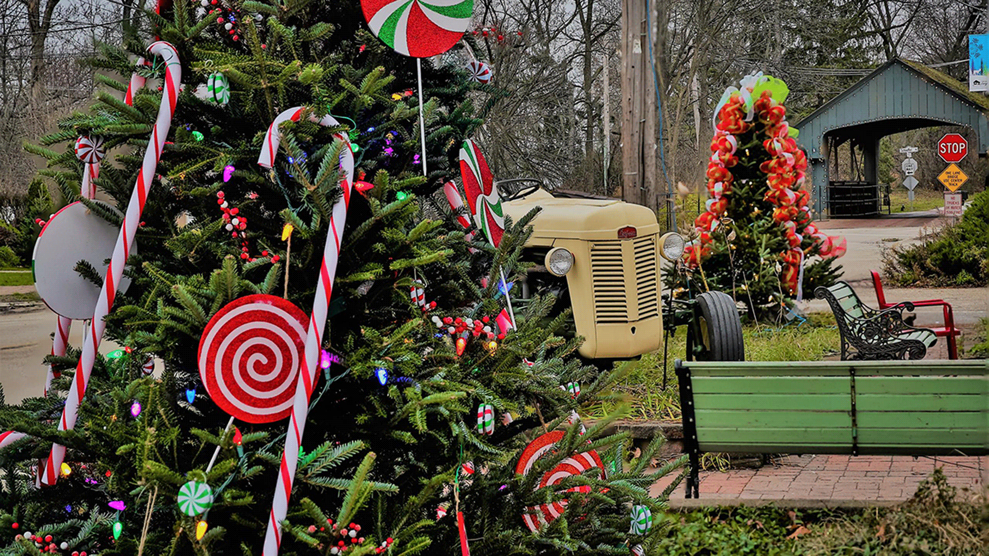 Vintage Holidays in Long Grove