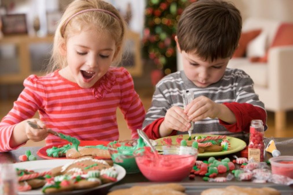 Holiday Crafts and Cookies with Wauconda Park District