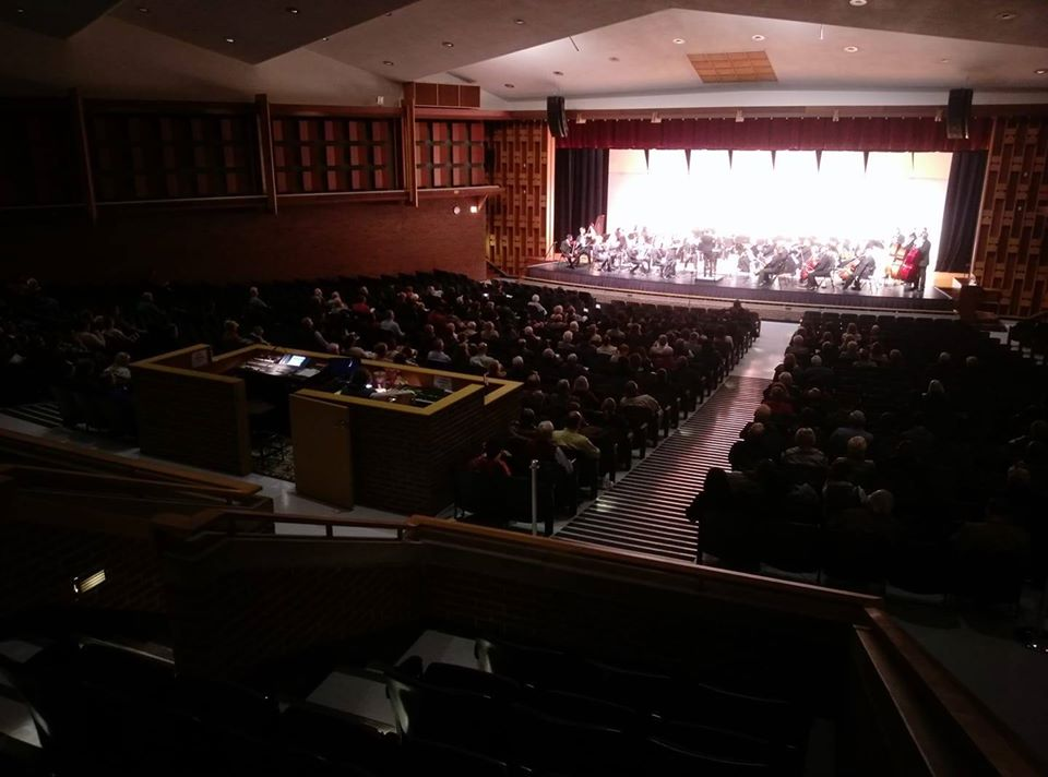 Waukegan Symphony Orchestra at Orlin Trapp Auditorium