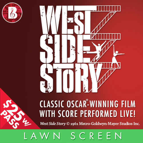 CSO: West Side Story Film with Orchestra