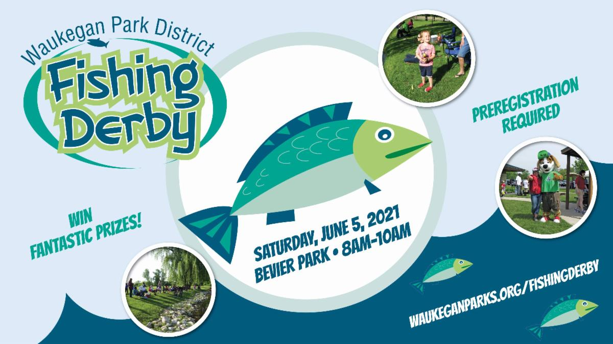 Fishing Derby at Waukegan Park District