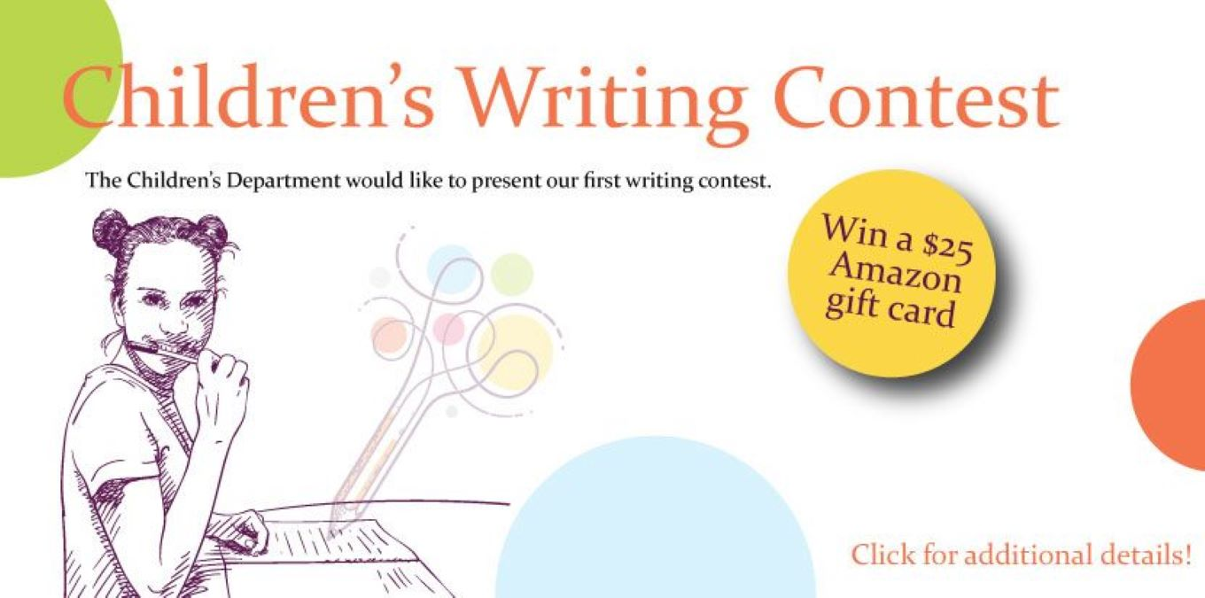 Children's Writing Contest with Waukegan Public Library