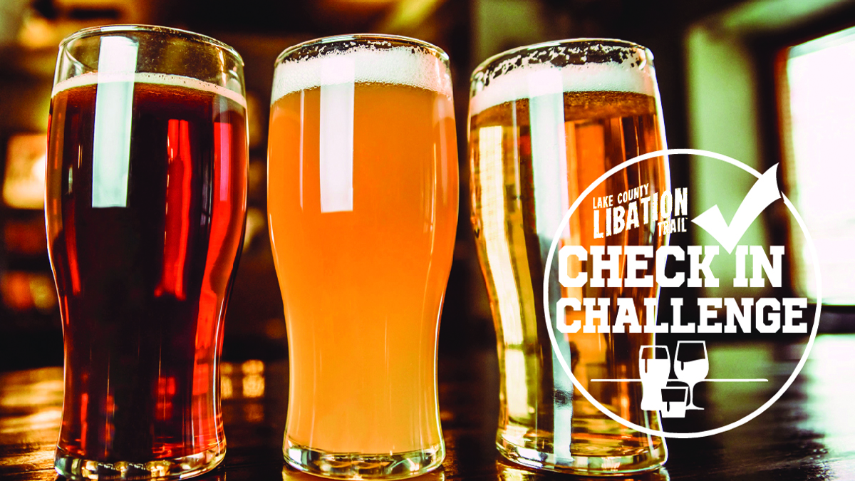 Lake County Libation Trail™ Month/ Check-in Challenge