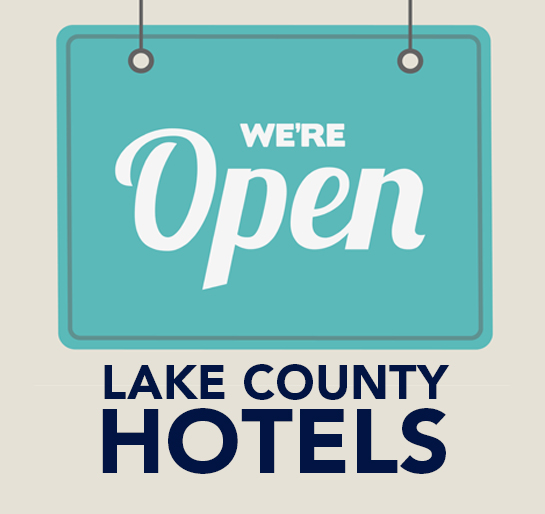 We're Open: Hotels