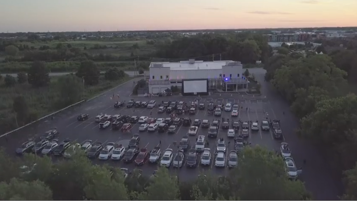 Spooktacular October Drive-in Movies in Lincolnshire