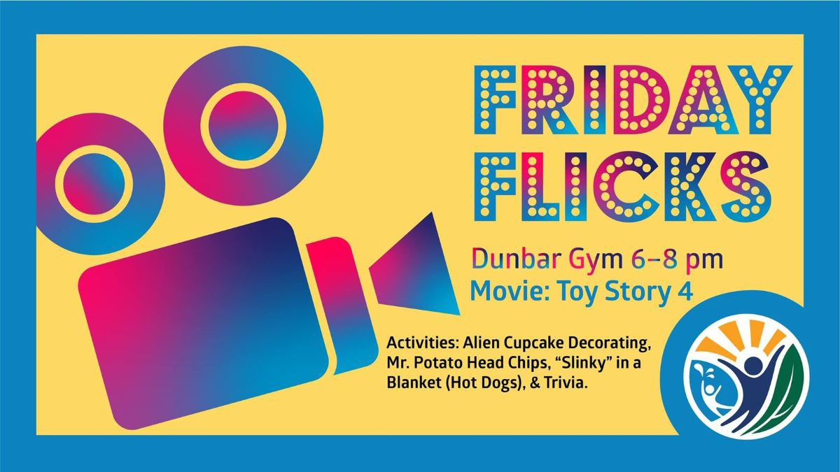 Friday Flicks: Toy Story 4 at Mundelein Park District