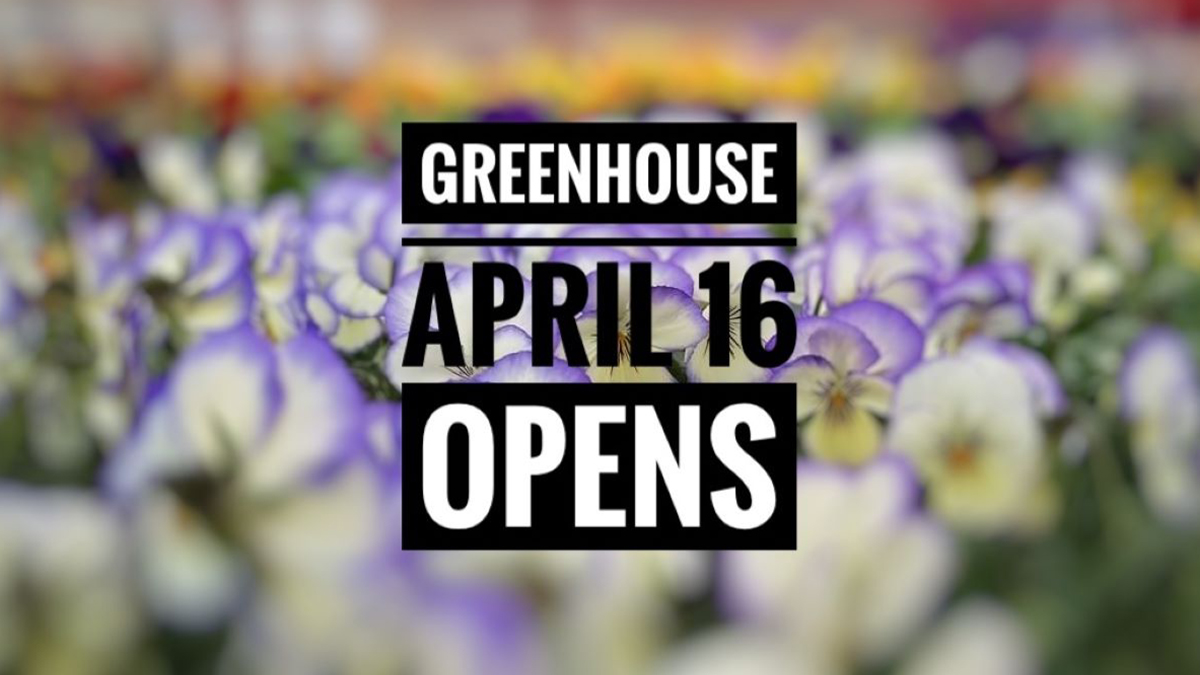 Didier Farms Green House Reopens