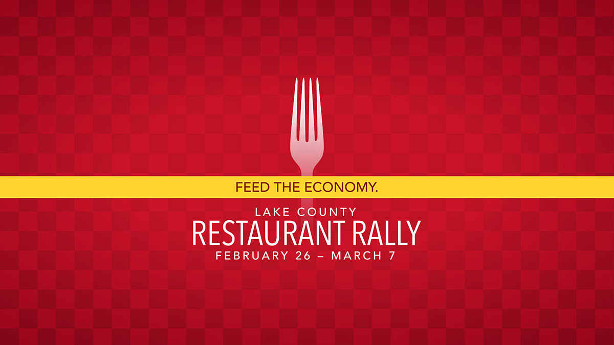 Lake County Restaurant Rally Feb. 26-Mar. 7