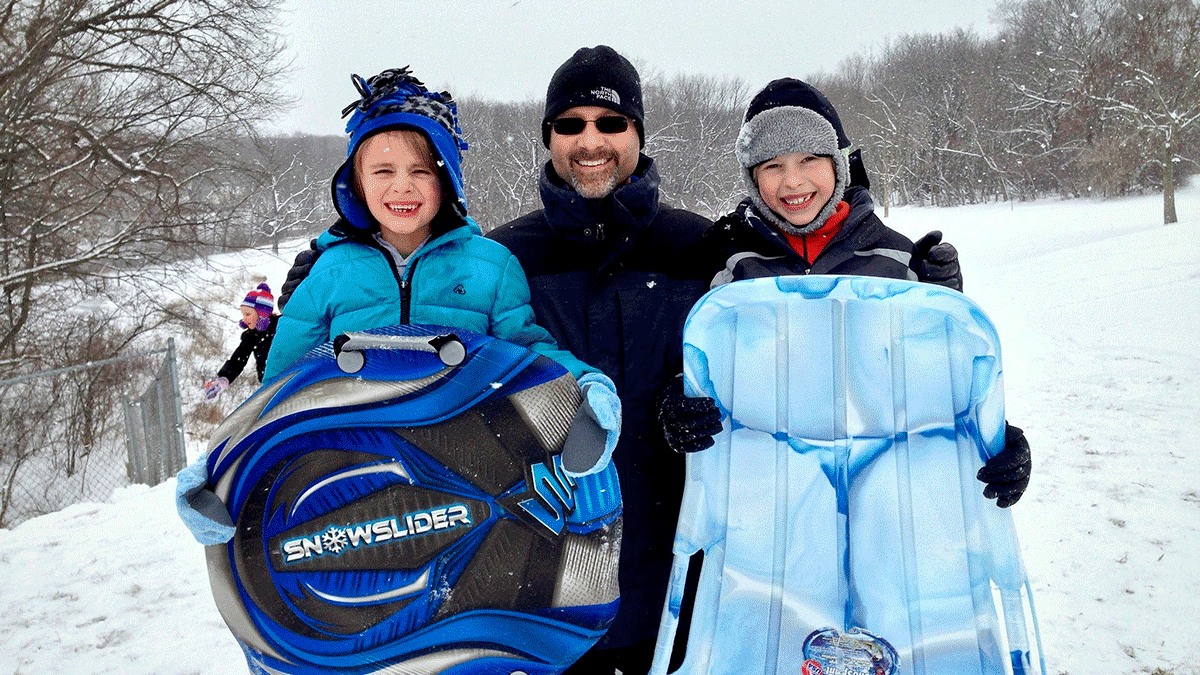 A Comprehensive Guide to Sledding and Tubing in Lake County