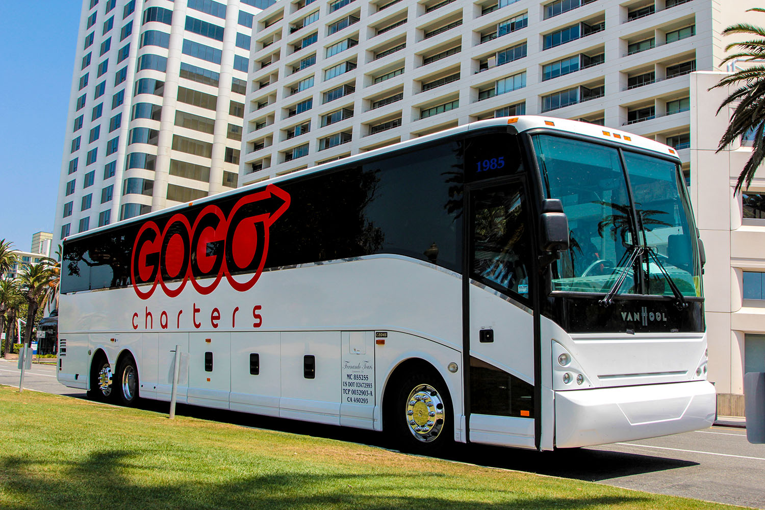 GOGO Charters Chicago