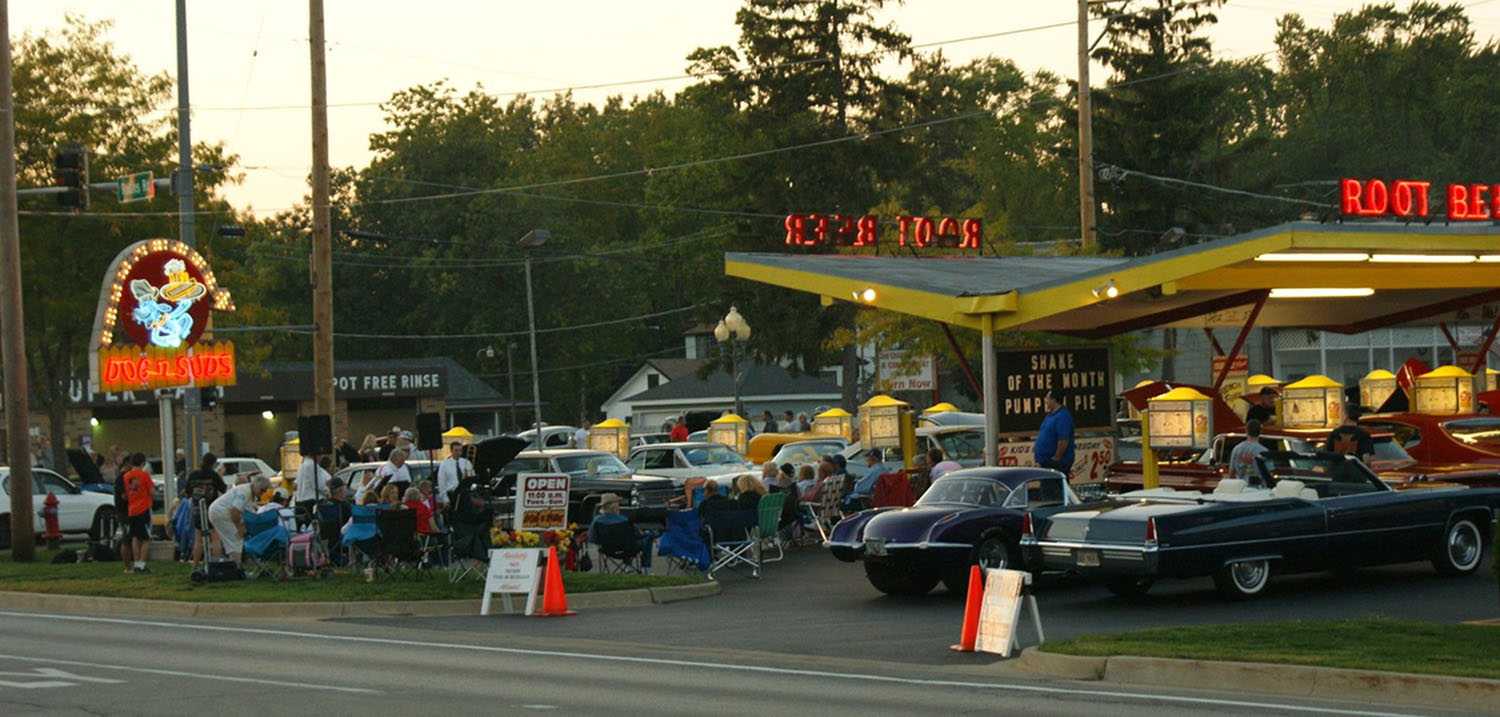 Miller's Dog N Suds Drive-In