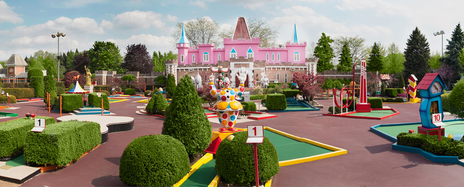 Par-King Miniature Golf