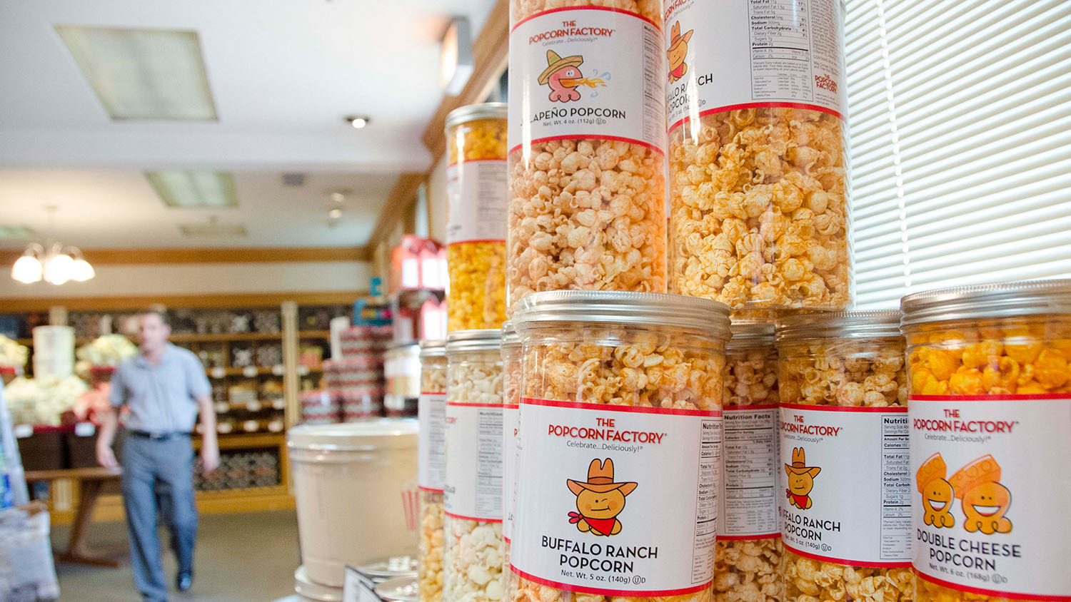 The Popcorn Factory Store