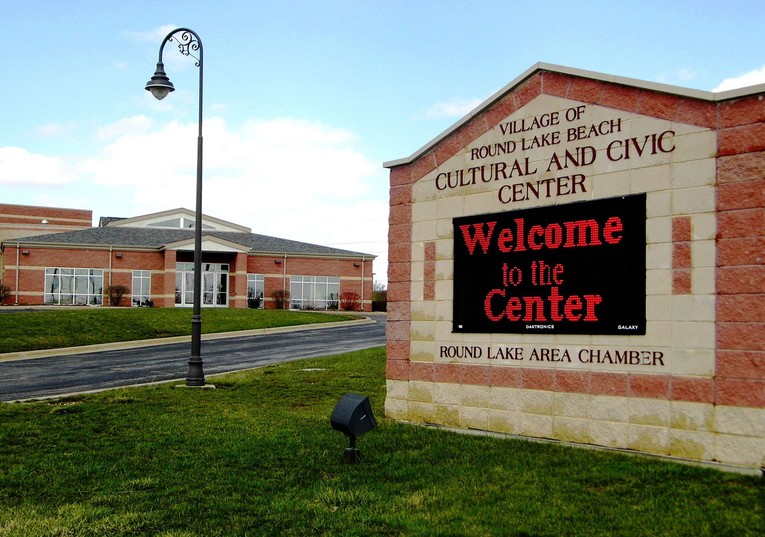 Cultural & Civic Center of Round Lake Beach