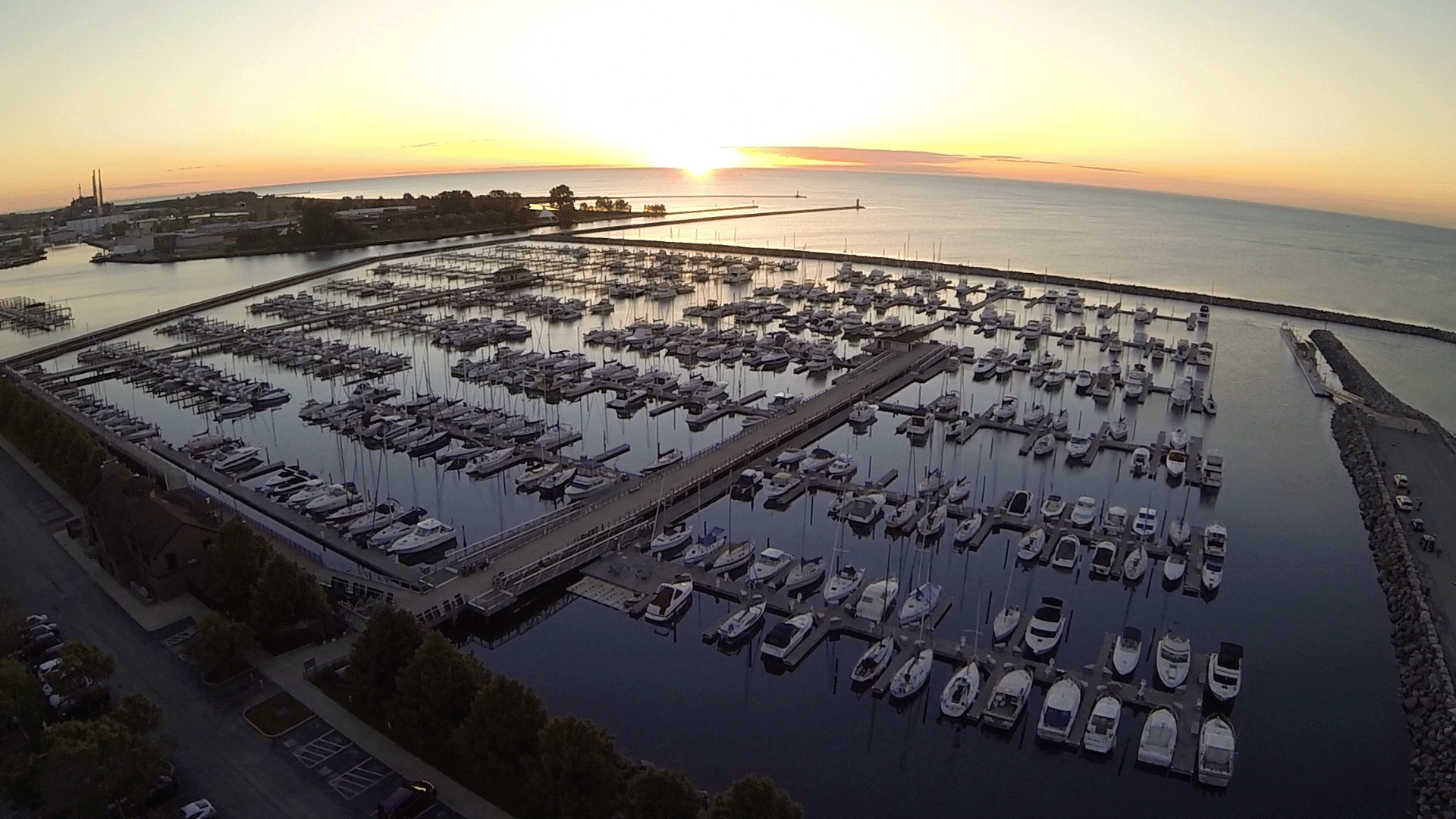 Waukegan Harbor and Marina