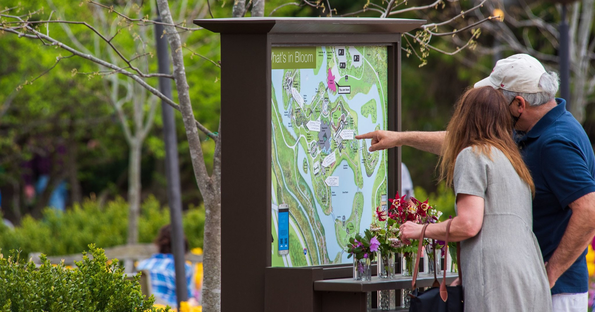 Chicago Botanic Garden in Glencoe