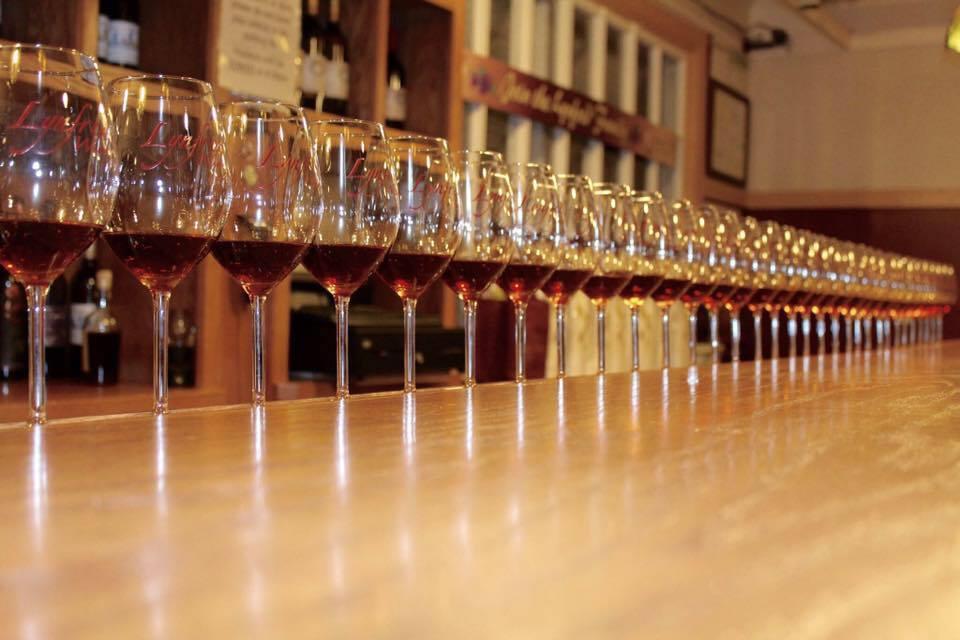 Lynfred Winery in Wheeling