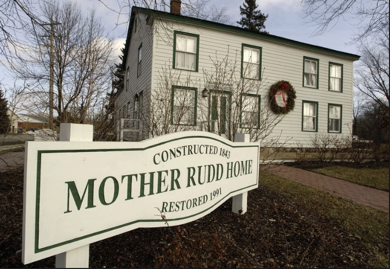 Mother Rudd House and Museum