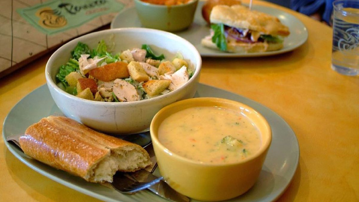 Panera Bread Lake Bluff