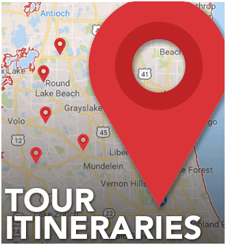 Tour Itineraries