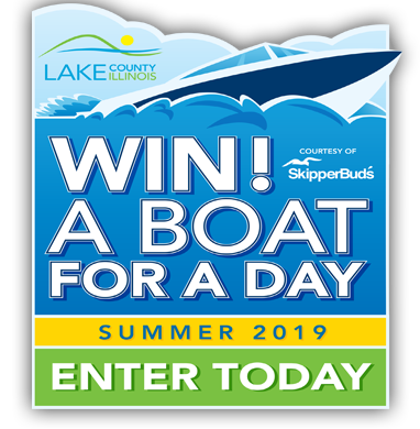 WIN A Boat for a Day!