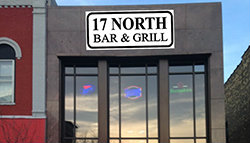 17 North Bar and Grill - Click to Enlarge