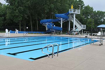 Willow Stream Pool