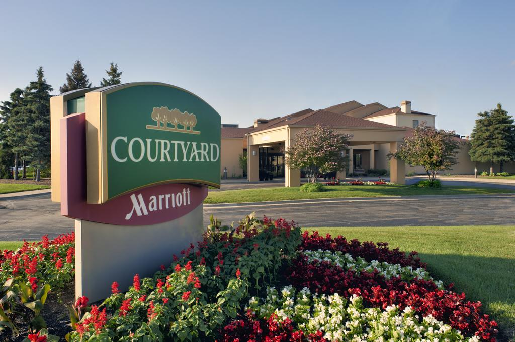 Pride & Joy Couples Package at Courtyard by Marriott Waukegan
