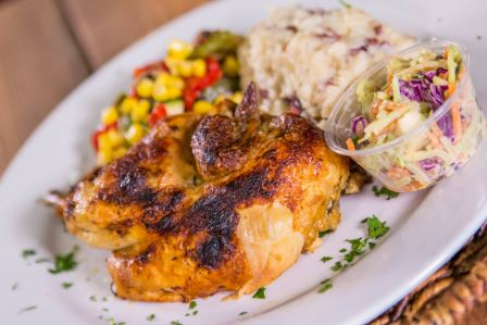 Clucker's Charcoal Chicken - Highwood - Click to Enlarge