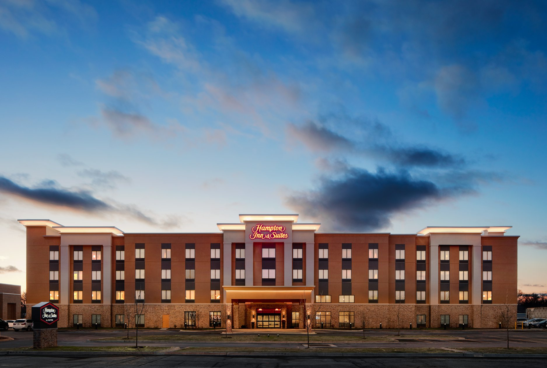 Hampton Inn & Suites Waukegan - Click to Enlarge