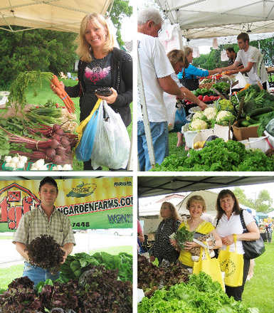 Lake Bluff's Farmers Market