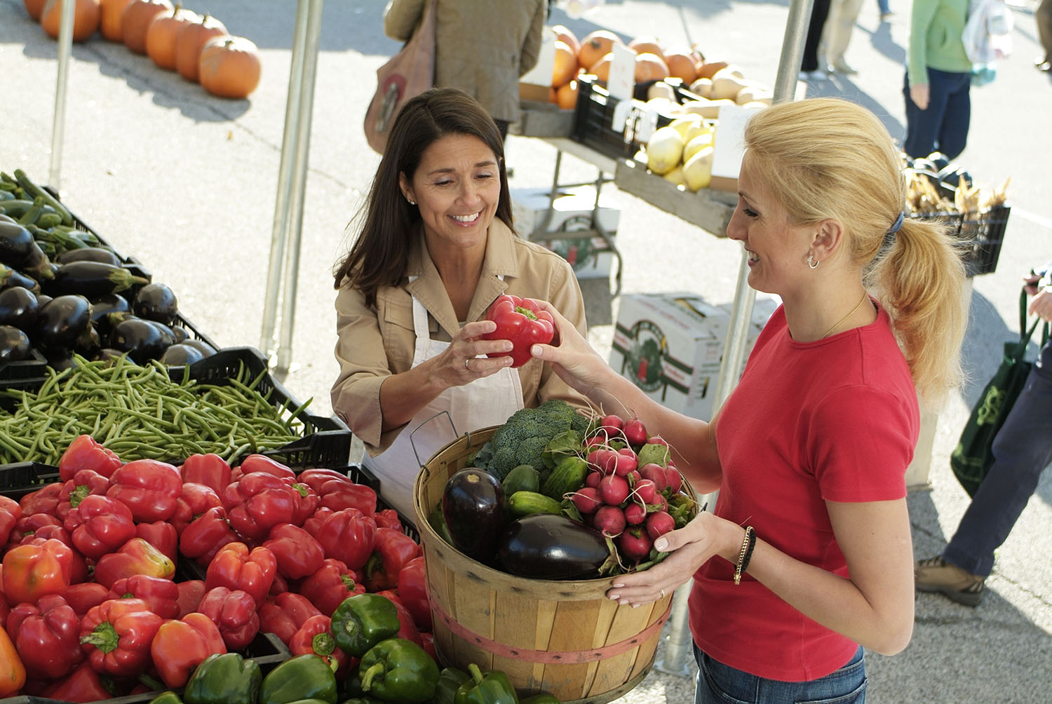 Deerfield's Farmers Market