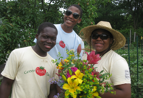 Lake County Youth Farm at Greenbelt Forest Preserve