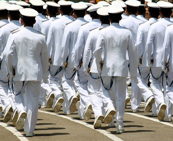 Navy Graduation Rate at Illinois Beach Hotel