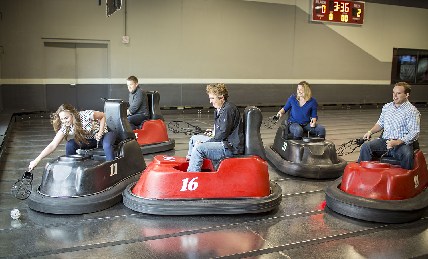 WhirlyBall Vernon Hills - Click to Enlarge