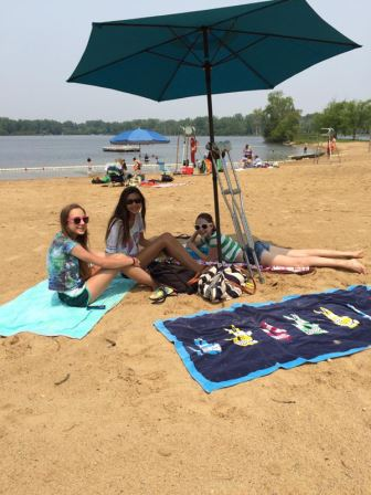 Lake Minear Beach