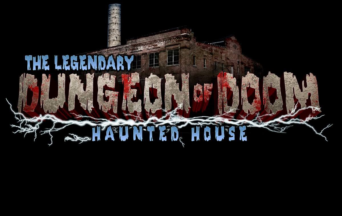 Dungeon of Doom Haunted House - Click to Enlarge