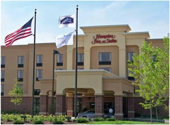 Hampton Inn and Suites - Libertyville - Click to Enlarge