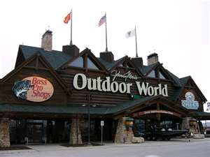 Bass Pro Shops Outdoor World - Click to Enlarge