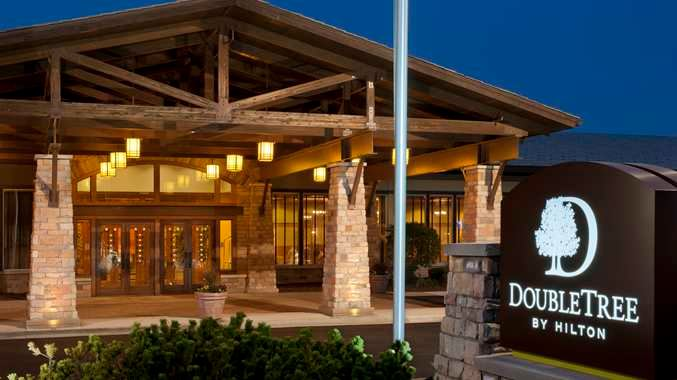 Military Family Rate at the Doubletree