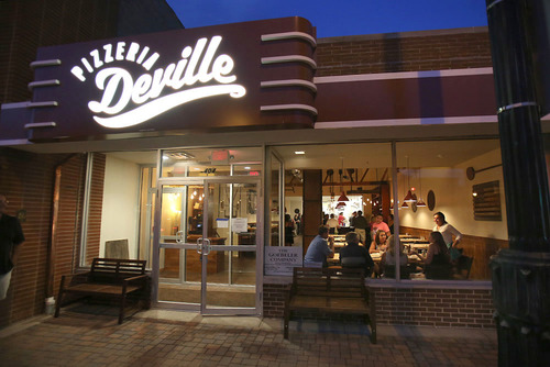 DeVille Pizza and Provisions