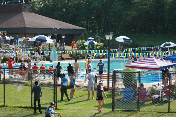 FairField Park Aquatic Center