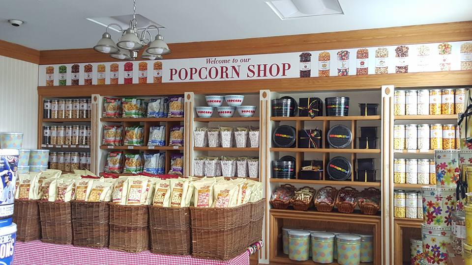 The Popcorn Factory Store - Click to Enlarge