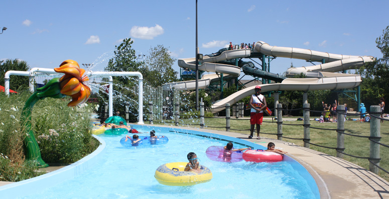 Vernon Hills Park District Family Aquatic Center