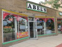 Abel's Mexican Restaurant - Click to Enlarge
